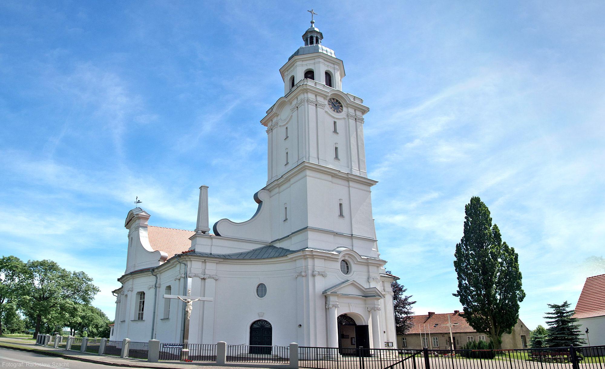 Parafia pw. św. Mikołaja w Ryczywole